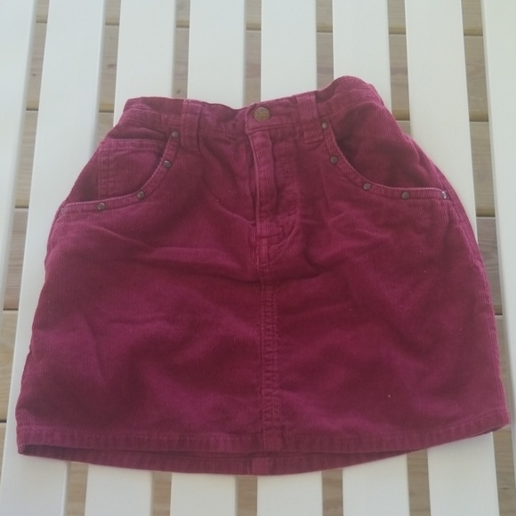 30db51b6df OshKosh B'gosh Bottoms   Vintage Oshkosh Corduroy Skirt   Poshmark